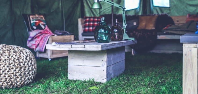 Packliste für den Luxus-Campingurlaub