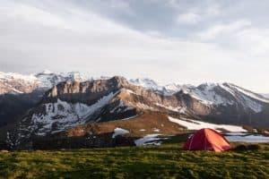 Wild Camping in Deutschland