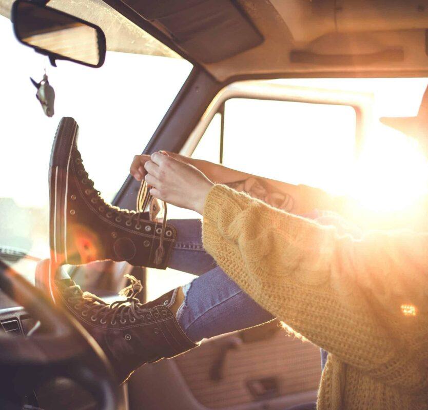 13 Tipps zum VanLife & zum schlafen im Auto