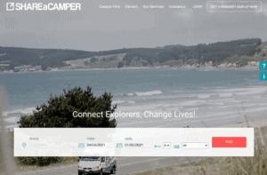Share-a-Camper - Camper mieten und Vermieten
