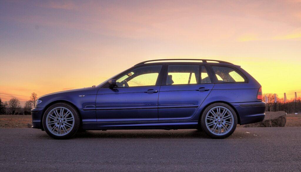 Schlafen im BMW 3er Touring / Kombi